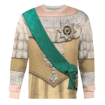 Gearhomies Unisex Sweatshirt Ekaterina II of Russia 3D Apparel