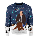 Merry Christmas Gearhomies Unisex Christmas Sweater Kevin's Chili Funny 3D Apparel