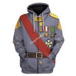 Gearhomies Unisex Sweatshirt Ferdinand Foch 3D Apparel