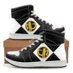 Gearhomies Sneakers Power Rangers, Black