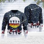 Merry Christmas Gearhomies Unisex Ugly Christmas Sweater XMas 3D Apparel