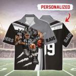 Gearhomies Personalized Unisex Hawaiian Shirt Las Vegas Raiders Football Team 3D Apparel