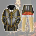Gearhomies Tracksuit Hoodies Pullover Sweatshirt Charles V Holy Roman Emperor Historical 3D Apparel