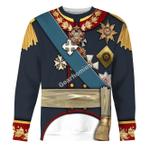 Gearhomies Unisex Sweatshirt General Prince Pyotr Bagration 3D Apparel