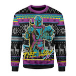 Merry Christmas Gearhomies Unisex Christmas Sweater 80s The Way 3D Apparel