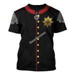 Gearhomies Unisex T-Shirt Gebhard Leberecht 3D Apparel