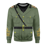 Gearhomies Unisex Sweatshirt Italian Military Of World War 2 3D Apparel