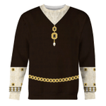 Gearhomies Unisex Sweatshirt Maria Tudor 3D Apparel