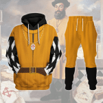 Gearhomies Tracksuit Hoodies Pullover Sweatshirt Ferdinand Magellan Historical 3D Apparel