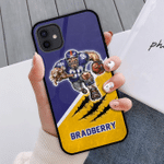 Gearhomies Personalized Phone Case NY Giants With Iphone