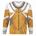 Gearhomies Unisex Sweatshirt Queen Elizabeth I 3D Apparel