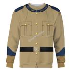 Gearhomies Unisex Sweatshirt Theodore Roosevelt 3D Apparel