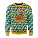 Merry Christmas Gearhomies Unisex Christmas Sweater Gobble Me Swallow Me 3D Apparel