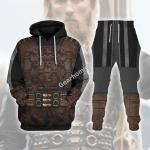 Gearhomies Tracksuit Hoodies Pullover Sweatshirt Jark Borg Vikings Historical 3D Apparel