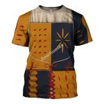 Gearhomies Unisex T-Shirt Landknecht 3D Apparel