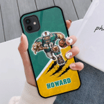 Gearhomies Personalized Phone Case Miami Dolphins With Iphone