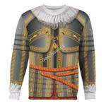 Gearhomies Unisex Sweatshirt Ambrogio Spinola 3D Apparel