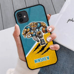Gearhomies Personalized Phone Case Jacksonville Jaguars With Iphone