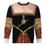 Gearhomies Unisex Sweatshirt Anne Boleyn 3D Apparel