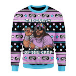 Merry Christmas Gearhomies Unisex Christmas Sweater The Cream Of The Top 3D Apparel