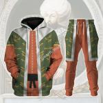 Gearhomies Unisex Tracksuit Hoodies Pullover Sweatshirt Celebi Mehmed Ottoman Empire   Historical 3D Apparel