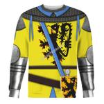 Gearhomies Unisex Sweatshirt Louis I Count of Flander 3D Apparel