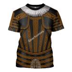 Gearhomies Unisex T-Shirt Cosimo II de' Medici 3D Apparel
