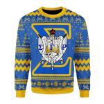 Merry Christmas Gearhomies Unisex Christmas Sweater Sigma Gamma Rho