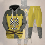 Gearhomies Tracksuit Hoodies Pullover Sweatshirt Bohemian Knight Historical 3D Apparel