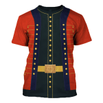Gearhomies Unisex T-Shirt Sultan Selim I 3D Apparel