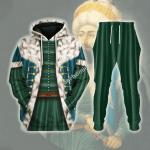 Gearhomies Tracksuit Hoodies Pullover Sweatshirt Sultan Mehmed II Ottoman Empire Historical 3D Apparel