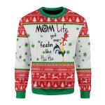 Merry Christmas Gearhomies Unisex Christmas Sweater Rooster