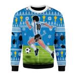 Merry Christmas Gearhomies Unisex Christmas Sweater The Golden Boy