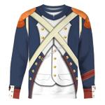 Gearhomies Unisex Sweatshirt French Imperial Guard Grenadier 3D Apparel