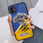 Gearhomies Personalized Phone Case Houston Texans With Iphone