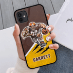Gearhomies Personalized Phone Case Cleveland Browns With Iphone
