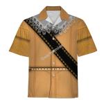 Gearhomies Unisex Hawaiian Shirt Gustavus Adolphus of Sweden Historical 3D Apparel