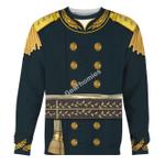 Gearhomies Unisex Sweatshirt Winfield Scott 3D Apparel
