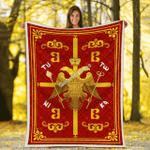 Gearhomies Blanket Byzantine Double-Eagle Greek Eagle Symbol