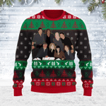 Merry Christmas Gearhomies Unisex Ugly Christmas Sweater Criminal Minds 3D Apparel