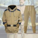 Gearhomies Tracksuit Hoodies Pullover Sweatshirt Theodore Roosevelt Historical 3D Apparel