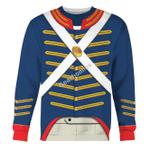 Gearhomies Unisex Sweatshirt US Marine 1810-1815 3D Apparel