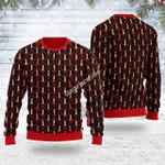 Merry Christmas Gearhomies Unisex Ugly Christmas Sweater Big Dicks Santa 3D Apparel