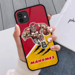 Gearhomies Personalized Phone Case Kansas City Chiefs With Iphone