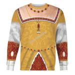 Gearhomies Unisex Sweatshirt Catherine Parr 3D Apparel