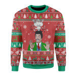 Merry Christmas Gearhomies Unisex Christmas Sweater Neil Degrasse Tyson Science Big Bang