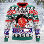 Merry Christmas Gearhomies Unisex Ugly Christmas Sweater Meoy Christmas 3D Apparel