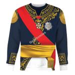 Gearhomies Unisex Sweatshirt Marshal of the Empire Michel Ney 3D Apparel
