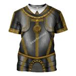 Gearhomies Unisex T-Shirt Charles V Holy Roman Emperor 3D Apparel