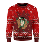 Gearhomies Christmas Unisex Sweater The Gremlins Is Coming Chirstmas 3D Apparel